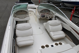2000 Maxum 2100SR Boat For Sale