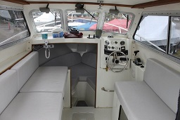 2001 Skagit Orca 27 Pilot House Boat For Sale