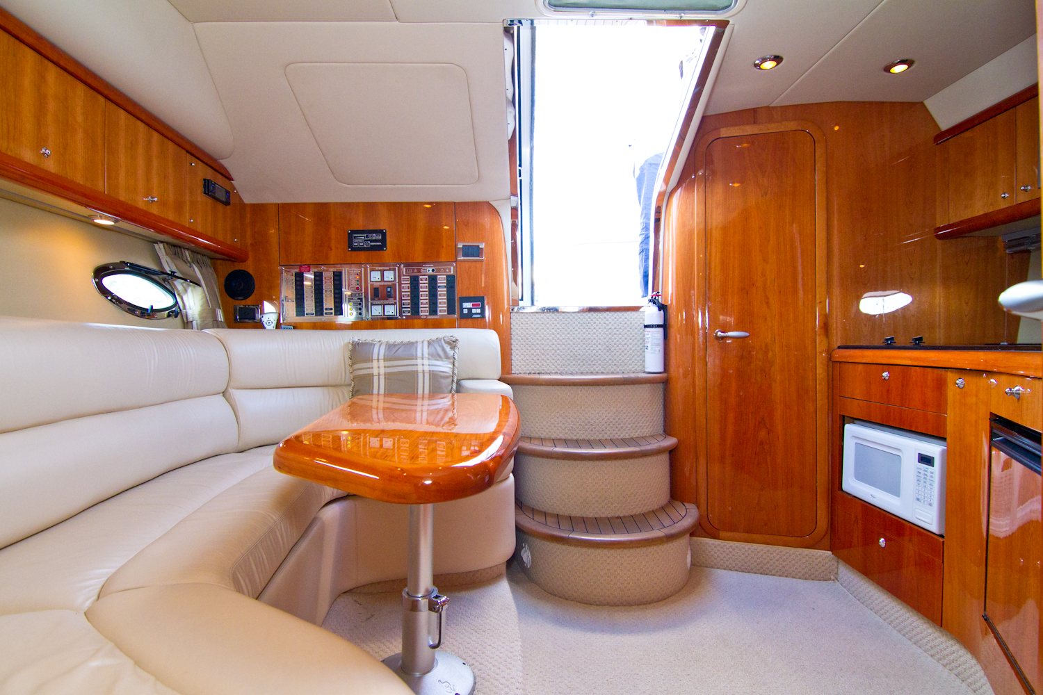 O Ryan Marine Boating Services Sunseeker Portofino 35
