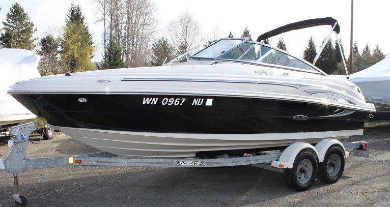 2006 SeaRay 200 Sundeck Boat For Sale