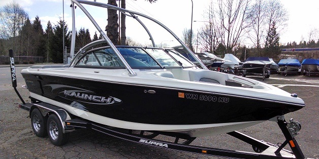 Lake Washington Boat For Sale